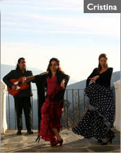 Learn Flamenco with Isabel and Cristina of Flamenco School 'La Fuente'